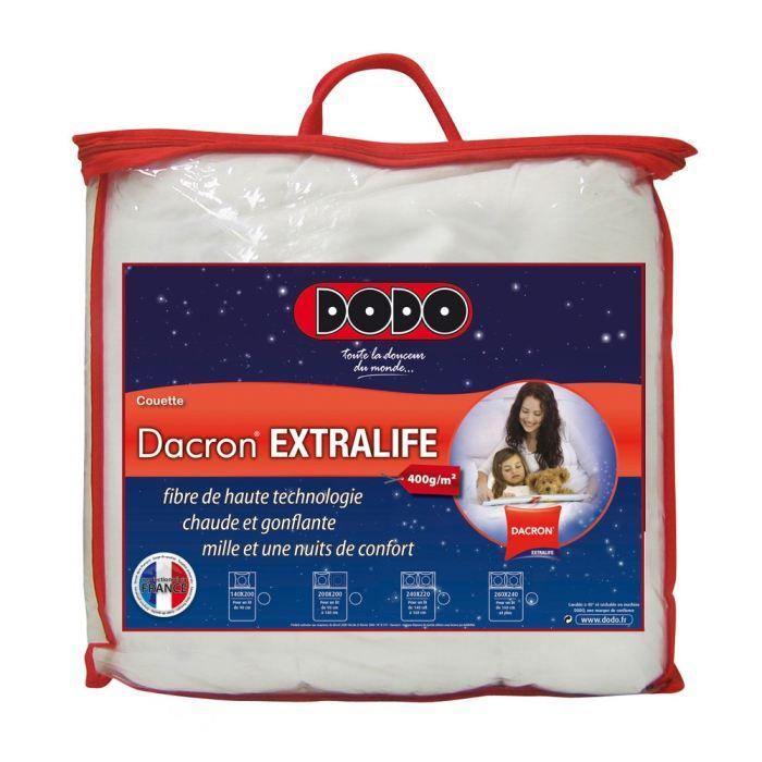 Couette DODO EXTRALIFE 220x240cm