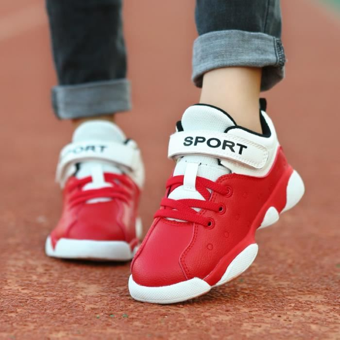 Enfants Cdiscount De Prix Basketball Cher Pas Chaussures Pour q7wptxt4
