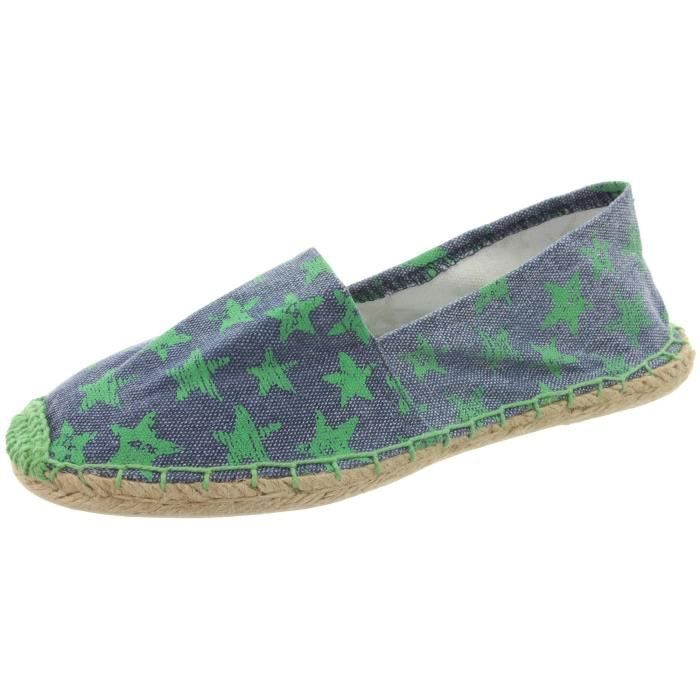 Femmes Taille 39 Trendtwo Espadrilles Chaussures 3be6yb Plates ATxqXOt