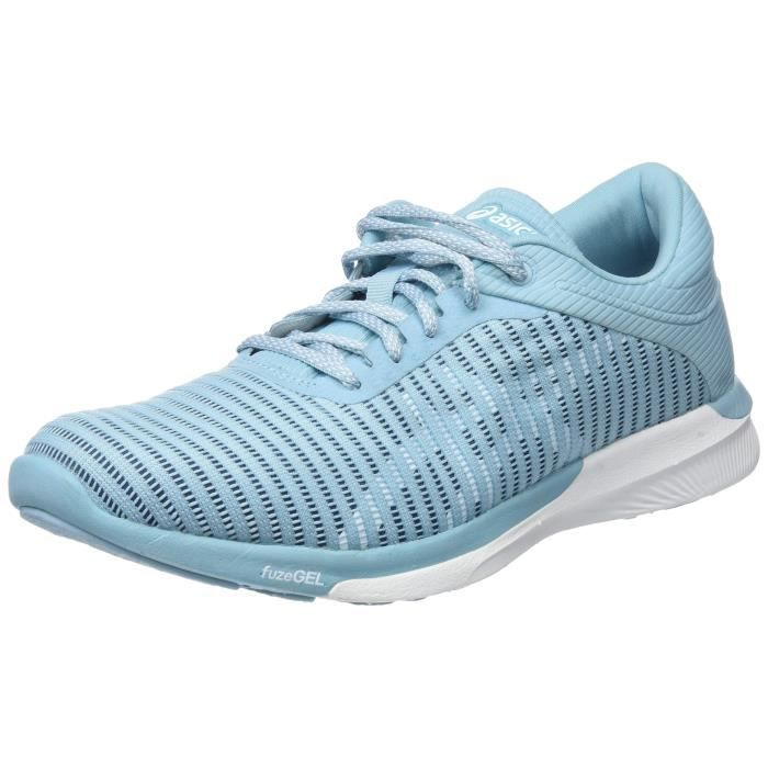 ASICS Fuzex Rush Femmes Chaussures de course Adapt 3F6VHY Taille 41 1 2