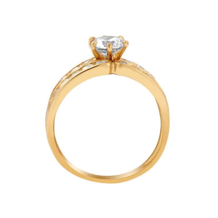 Bague CLEOR Or 750/1000