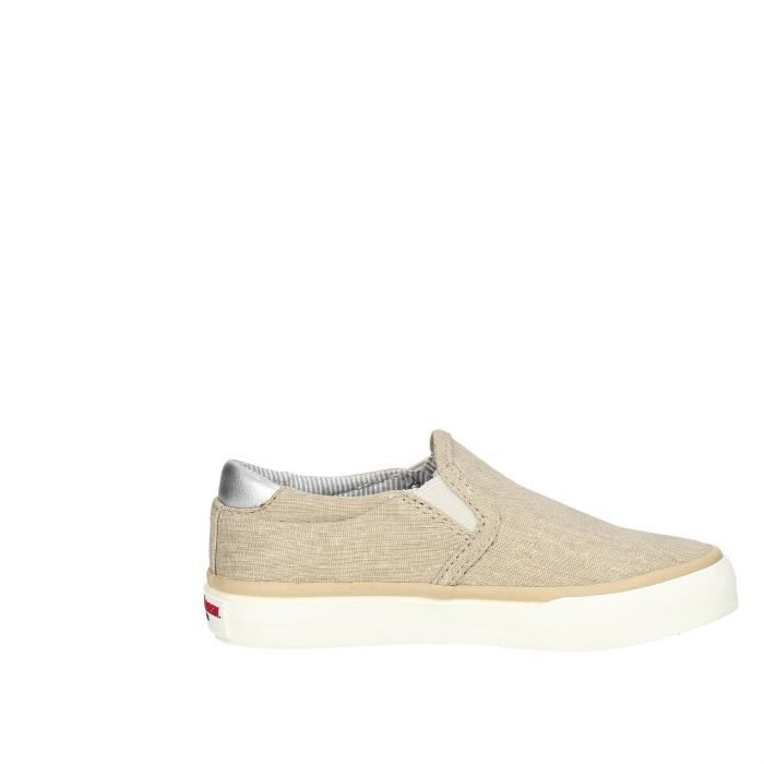 U.s. Polo Assn Slip-on Chaussures Fille Beige, 39