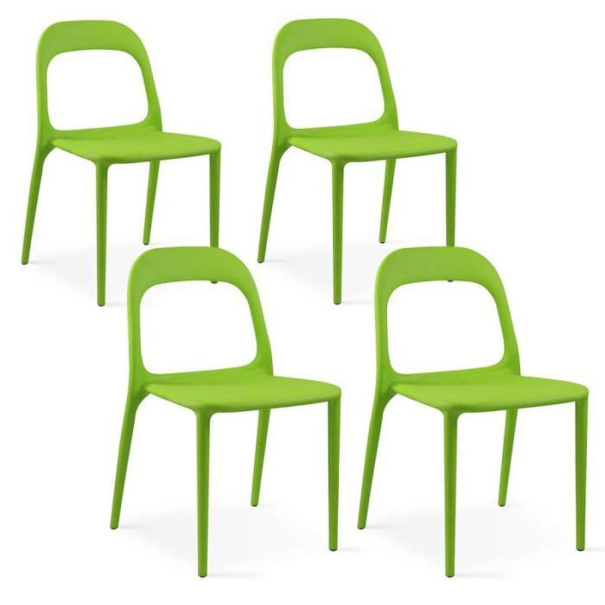 fauteuil jardin chaise en plastique vert extrieur - Fauteuil Exterieur Plastique