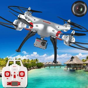 DRONE Syma X8G 2.4Ghz 6-Axis Camera Gyro RC Quadcopter D