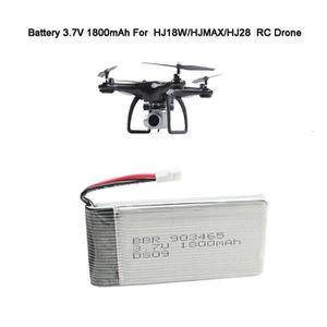 DRONE DRONE Mise à niveau de sauvegarde Vol batterie Li-
