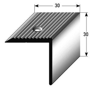 RAMPE - MAIN COURANTE Nez de marche - Cornière pour escaliers (30 mm x 3