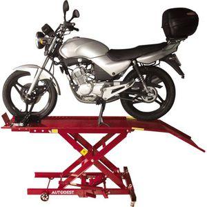 LÈVE-MOTO AUTOBEST Table de Levage Moto 365 kg