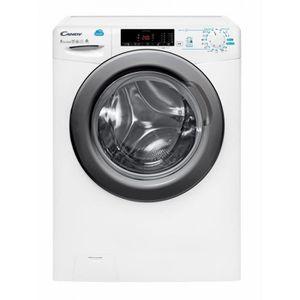 LAVE-LINGE Lave-linge séchant CANDY - CSWS 485 TDR 5 S • Lave