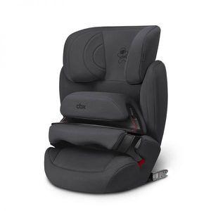 SIÈGE AUTO CBX Aura-fix Siége auto Groupe 1 2 3 Comfy Grey -