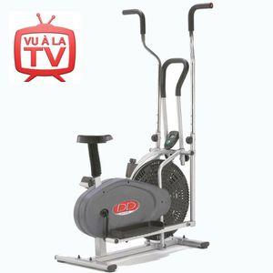 VÉLO ELLIPTIQUE DAVID DOUILLET Vélo d'appartement Orbit Gym