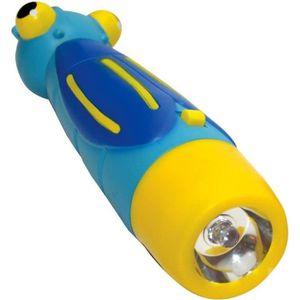 lampe torche pour enfant achat vente lampe torche pour enfant pas cher cdiscount. Black Bedroom Furniture Sets. Home Design Ideas