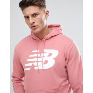 New Balance Hoodie à enfiler Rose MT81557_DTP ULA0F Taille