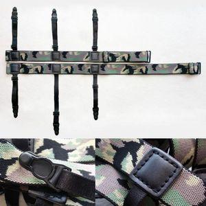 313e6e77952 1 Paire Soutien-chemise Porte-Jarretelles Réglable Jarretière pour Chemise  Antidérapant et Infroissable Camouflage Boucle