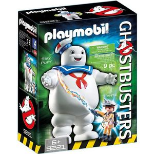 FIGURINE - PERSONNAGE PLAYMOBIL 9221 - Ghostbusters Edition Limitée - Fa
