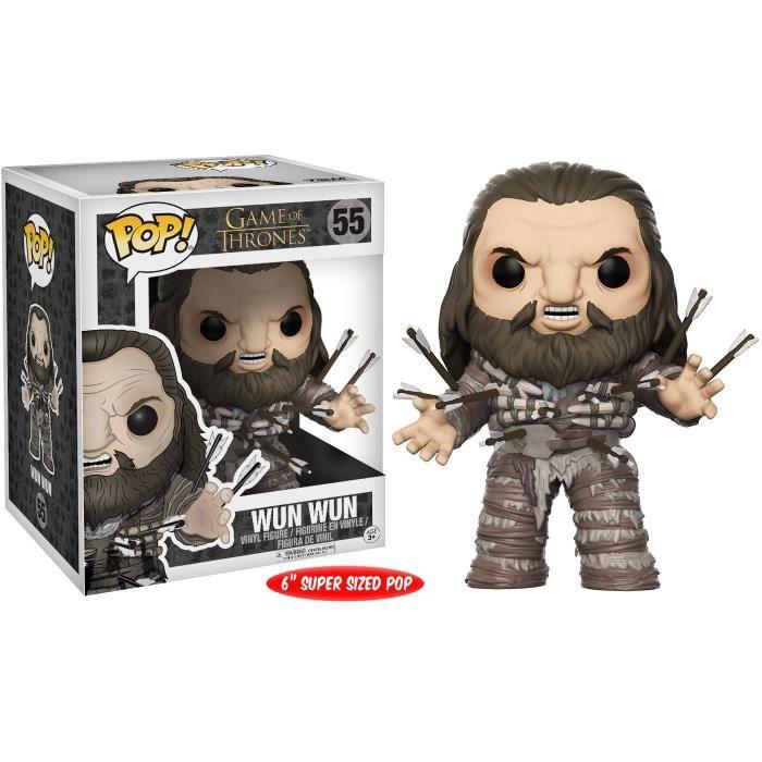 Figurine Funko Pop! Game of Thrones : Wun Wun