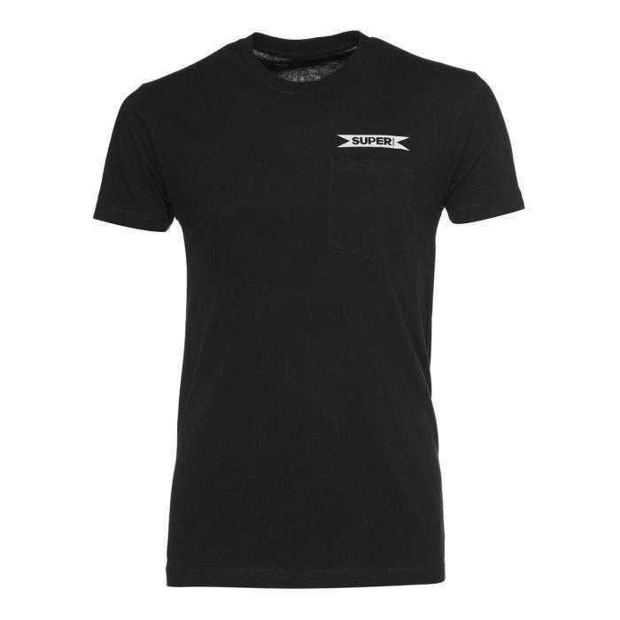 SUPERBRAND T-Shirt Pool - Homme - Bleu MarineT-SHIRT