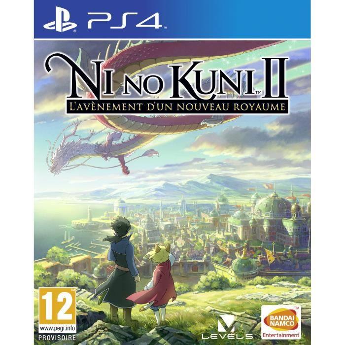 Ni no Kuni II: l'Avènement d'un royaume Version Standard Jeu PS4