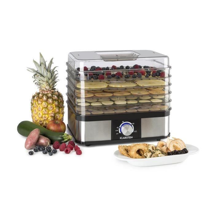 deshydrateur de fruits achat vente deshydrateur de fruits pas cher soldes d s le 10. Black Bedroom Furniture Sets. Home Design Ideas