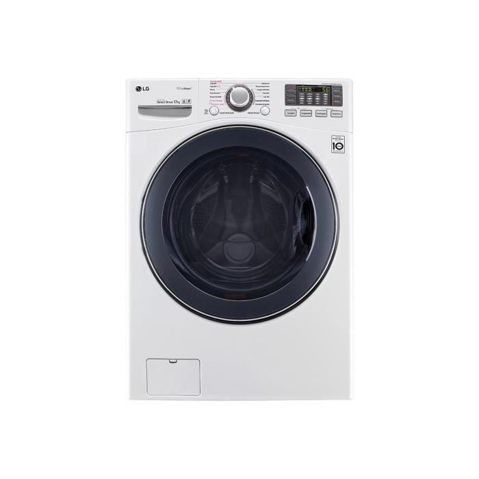 297b5ece54eb09 LG F1K2CS2W Machine à laver indépendant WiFi largeur   70 cm ...