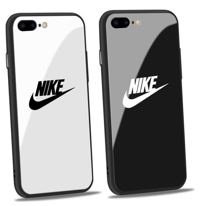 coque iphone 7 nike jaune