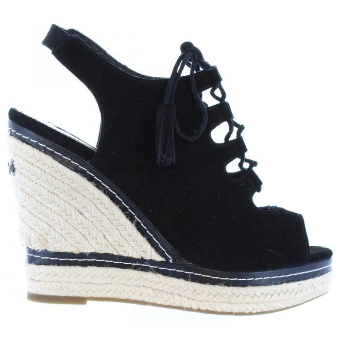 Sandales pour Femme PEPE JEANS PLS90180 WALKER 999 BLACK ksWB9ibo