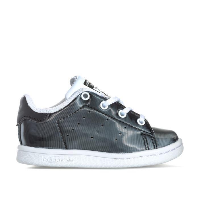 half off 9e1a4 66017 Baskets adidas Originals Stan Smith Lenticular pour bébé garçon