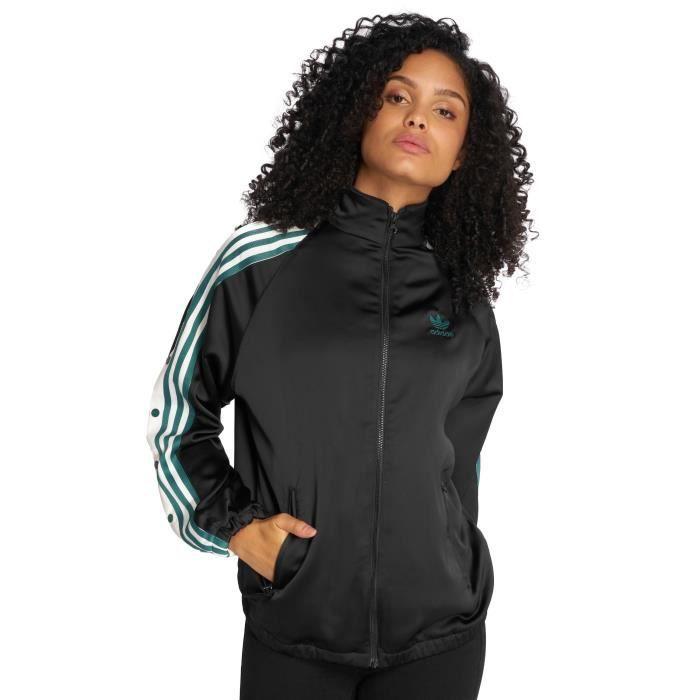 682c614827 ... mi-saison légère Track Top Satin. BLOUSON adidas originals Femme  Manteaux & Vestes ...