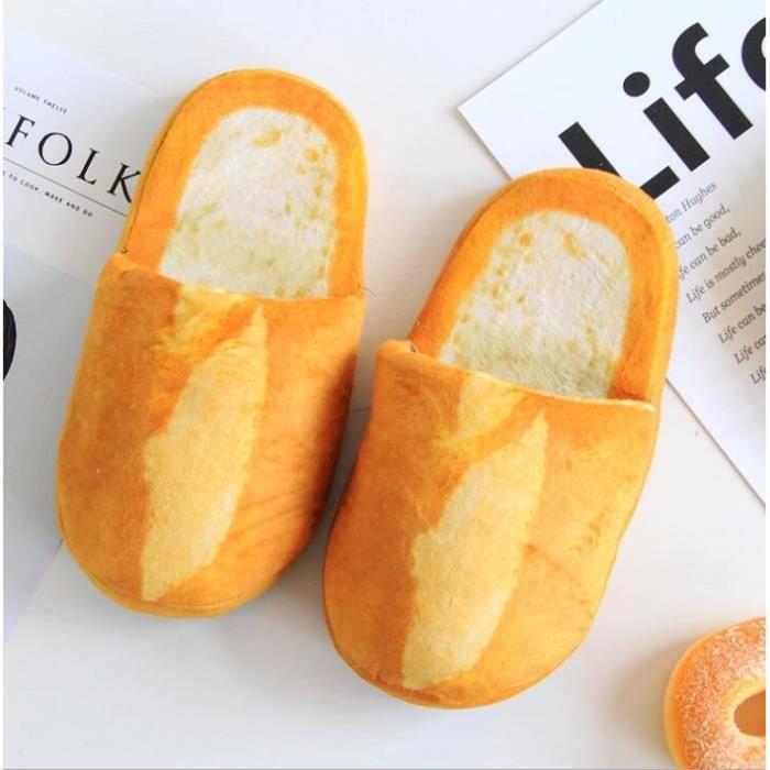 Pantoufles Femme Chaude Maison Chaussons Ouverts Avec Mignon Chaussures Coton Automne 7Mtnl