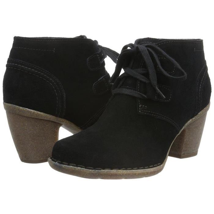 bottines / low boots carleta lyon femme clarks carleta lyon