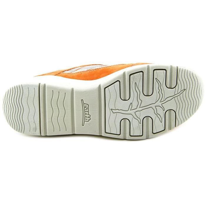 Voyageurs Suede mesh espadrille Earth 40 JJ1TA Taille 4ngpzzx6w