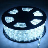 TUBE LUMINEUX LED Ruban Lumière Tuyau lumineux LED 10m avec 360