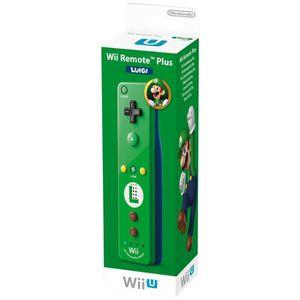 Télécommande Luigi Verte Edition Limitée Wii U