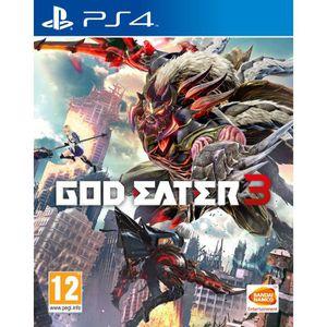 JEU PS4 God Eater 3 Jeux PS4