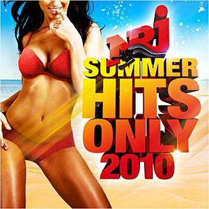 CD COMPILATION NRJ SUMMER HITS ONLY 2010