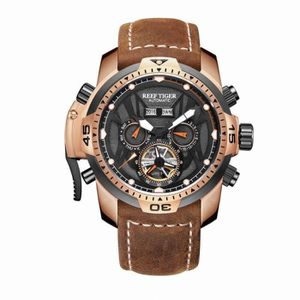 MONTRE Reef Tiger Sprot Montres Lumineuses Montre Pour Ho
