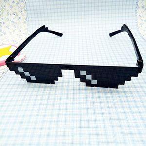 PUZZLE Thug Life verres 8 bits Pixel Deal avec IT lunette