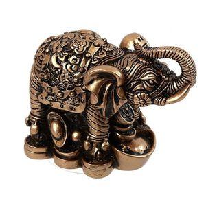 statue elephant achat vente statue elephant pas cher cdiscount. Black Bedroom Furniture Sets. Home Design Ideas
