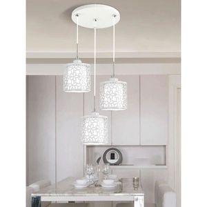 ULTRAVIOLETTE Lustre - 1pcs hôtel américain simple avec chandeli