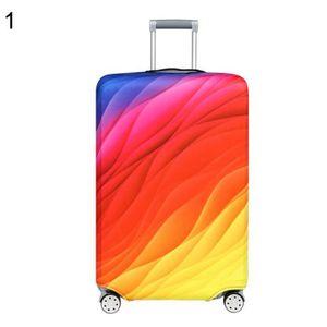 HOUSSE POUR VALISE Housse de protection pour valise anti-poussière co 8afef191a27