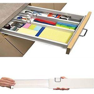 separateur tiroir achat vente separateur tiroir pas cher cdiscount. Black Bedroom Furniture Sets. Home Design Ideas