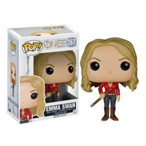 FIGURINE - PERSONNAGE Figurine Pop! Once Upon a Time Emma Swan