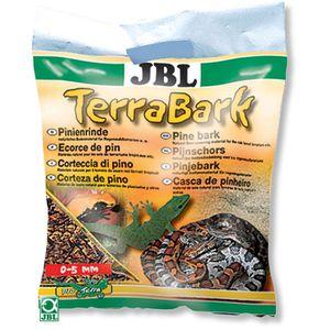 DÉCO VÉGÉTALE - RACINE JBL Substrat en écorces de pins Terrabark M - Pour