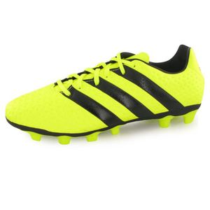sports shoes a52a0 aa346 CHAUSSURES DE FOOTBALL Adidas Performance Ace 16.4 Fg jaune, chaussures d