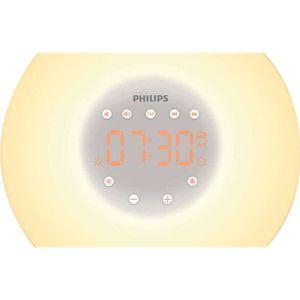 radio reveil lumineux achat vente radio reveil lumineux pas cher cdiscount. Black Bedroom Furniture Sets. Home Design Ideas