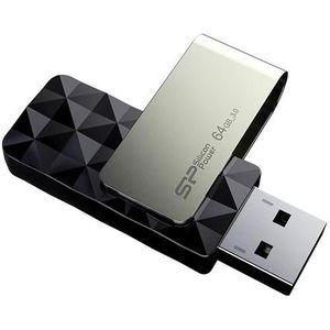 CLÉ USB Clé USB B30 64 Go  pivotante design diamant coupe