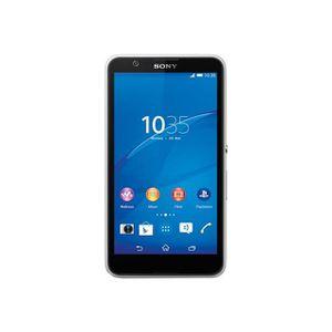 SMARTPHONE Sony Xperia E4 E2105 NOIR & BLANC