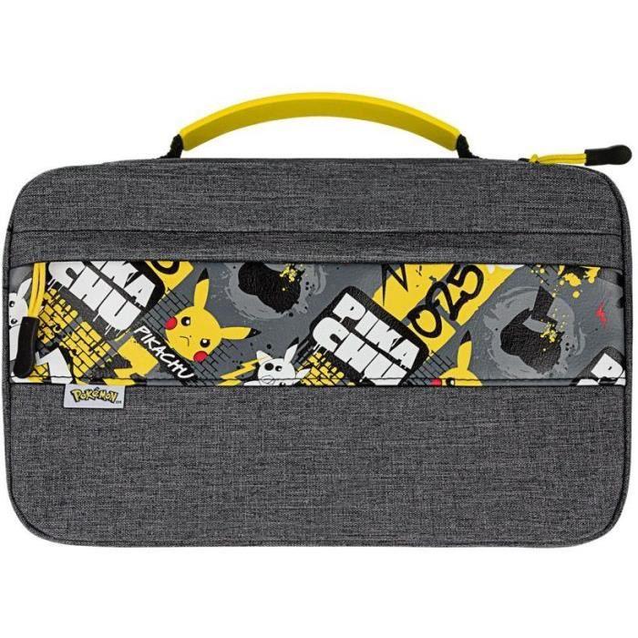 Housse de transport Pikachu PDP Commuter Case pour Switch