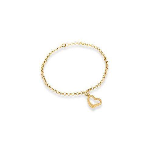 IBB - 1.24.6571 - Bracelet Femme - Coeur - Or j…