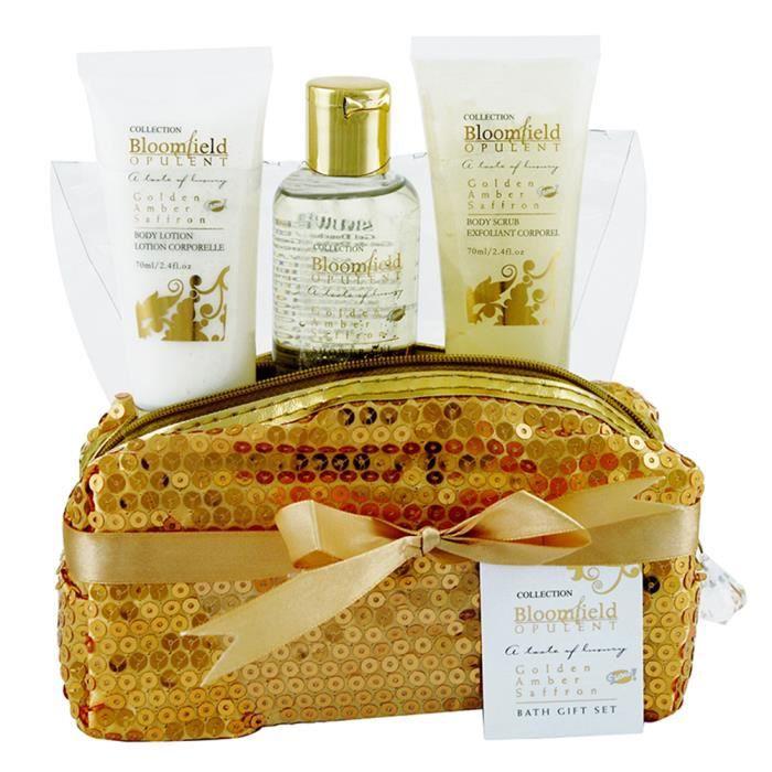 COFFRET CADEAU CORPS Coffret cadeau coffret de bain parfum au parfum ch