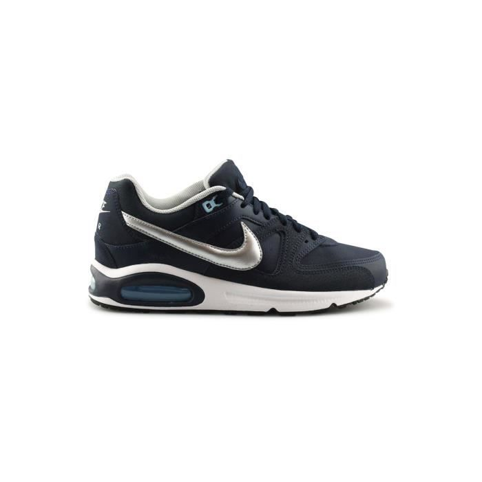 official photos 1ec58 ffd3c BASKET NIKE Baskets Air max Command Leather - Homme - Ble
